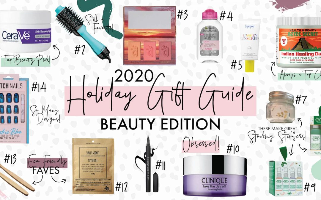 Holiday Gift Guide 2020: Beauty Edition