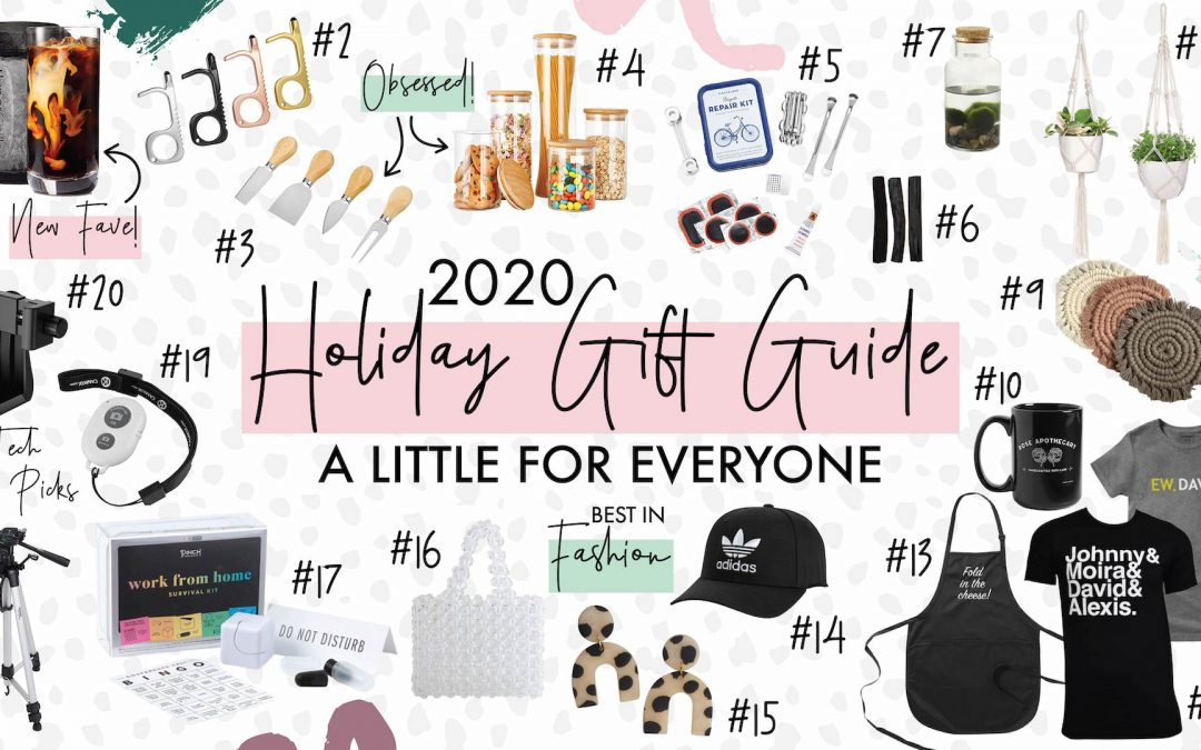 Holiday Gift Guide 2020: A Little for Everyone