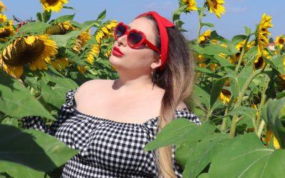 Sunflower Field Dreams